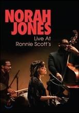 Norah Jones live at  Ronnie Scott's 노라 존스 2017년 9월 로니 스캇 재즈 클럽 실황 [블루레이]