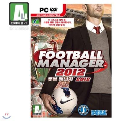 [PC]풋볼 매니저 2012 한글판