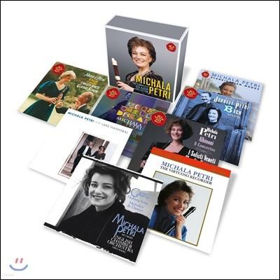 Michala Petri 미칼라 페트리 RCA 앨범 컬렉션 전집 (The Complete RCA Album Collection)