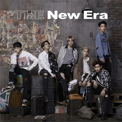 갓세븐 (GOT7) - The New Era (CD+DVD) (초회생산한정반 A)