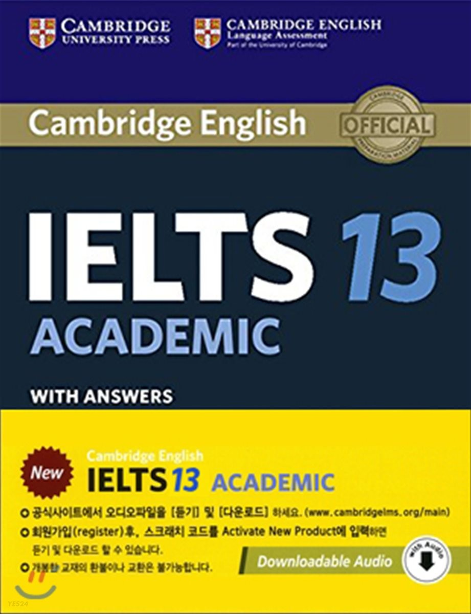 Cambridge IELTS 13 : Academic Student's Book with Answers