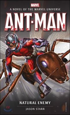 Ant-Man: Natural Enemy: A Novel of the Marvel Universe