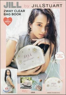 JILL by JILLSTUART 2WAY CLEAR BAG BOOK