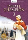Debate Champion 3 (Advanced): Student Book