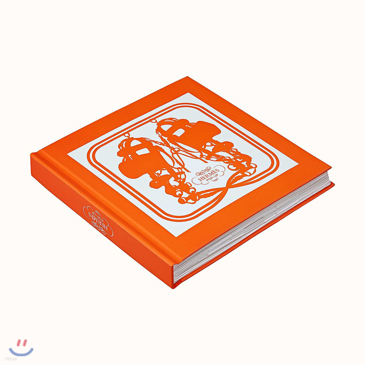 Hermes pop-up 에르메스 팝업북