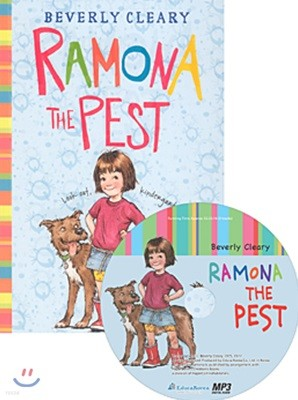 Ramona The Pest (Book+Mp3 CD)