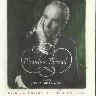 Jonny Greenwood - Phantom Thread (팬텀 스레드) (Soundtrack) (Digipack)(CD)