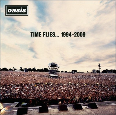 Oasis (오아시스) - Time Flies… 1994-2009