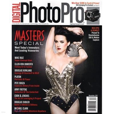DIGITAL PHOTOPRO (격월간) : 2011년 12월