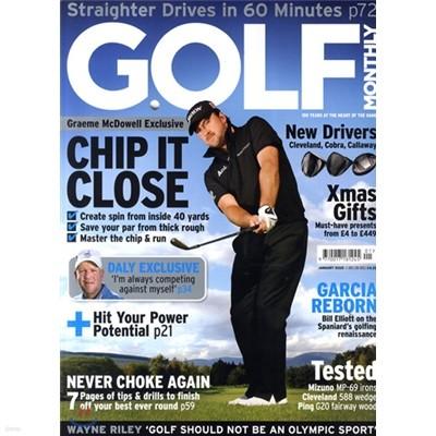 Golf Monthly (월간) : 2012년 01월