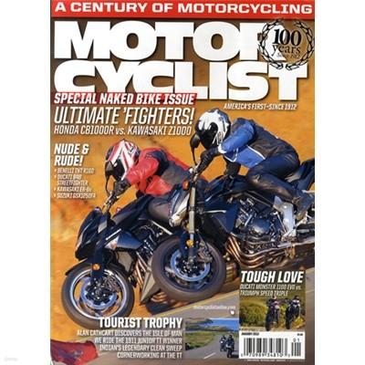 Motor Cyclist (월간) : 2012년 01월