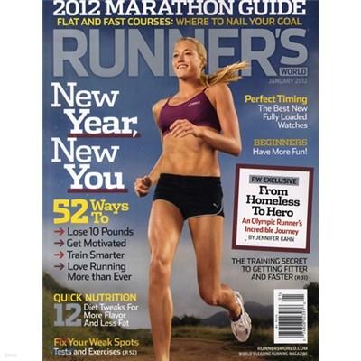 Runners World (월간) : 2012년 01월