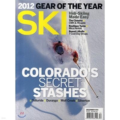 Ski (격월간) : 2011년 12월
