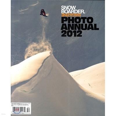 Snowboarder (월간) : 2012년 no.52