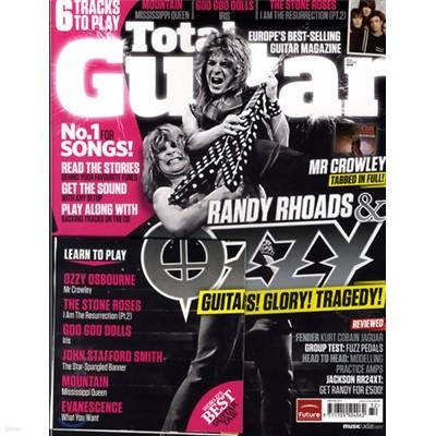 Total Guitar (월간) : 2011년 no.32