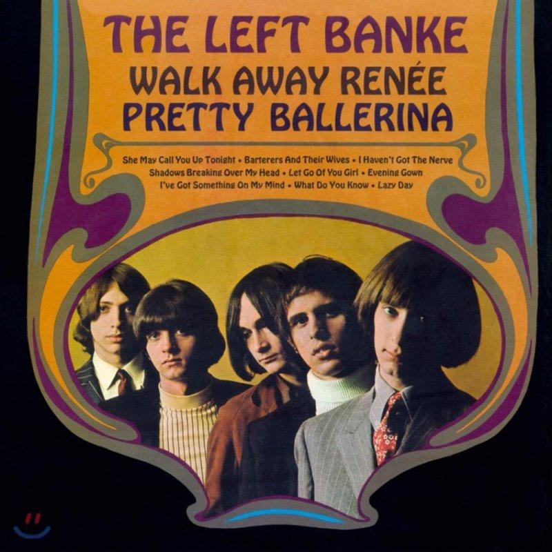 The Left Banke (레프트 뱅크) - Walk Away Renee / Pretty Ballerina [LP]