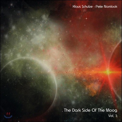 Klaus Schulze / Pete Namlook - The Dark Side Of The Moog Vol. 1 (Wish You Were There) [2 LP]