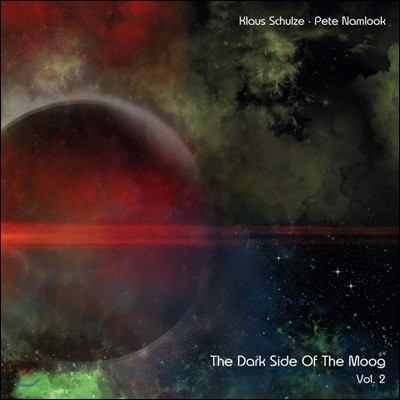 Klaus Schulze / Pete Namlook - The Dark Side Of The Moog Vol. 2 (A Saucerful of Ambience) [2 LP]