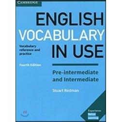 English Vocabulary in Use : Pre-intermediate and Intermediate Book With Answers 4/E