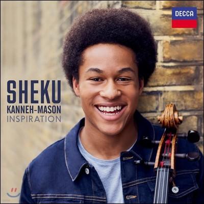 Sheku Kanneh-Mason 쇼스타코비치: 첼로 협주곡 1번 / 오펜바흐: 자클린의 눈물 외 첼로 소품집 (Inspiration)