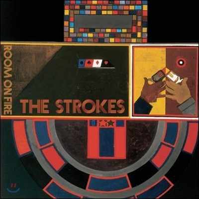 Strokes (스트록스) - Room On Fire [LP]