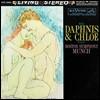 Charles Munch 라벨: 다프니스와 클로에 (Ravel: Daphnis And Chloe) [LP]