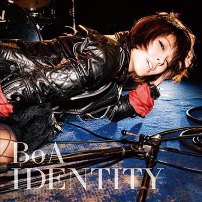 보아 (BoA) - Identity (일본반)