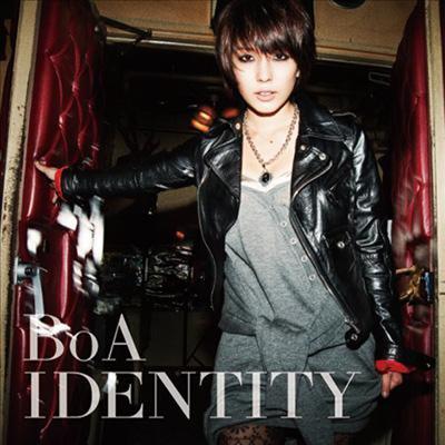 보아 (BoA) - Identity (CD+DVD)(Limited Edition)(일본반)