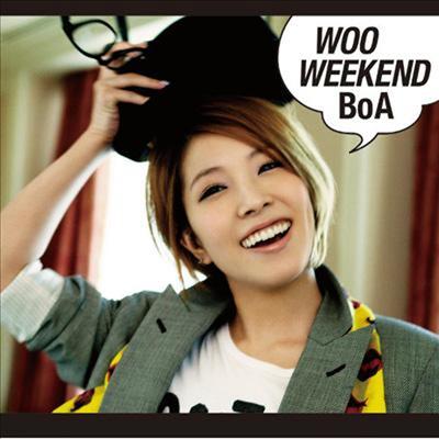 보아 (BoA) - Woo Weekend (Single)(CD+DVD)(Limited Edition)(일본반)