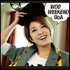 보아 (BoA) - Woo Weekend (Single)(CD+DVD)(Limited Edition)(일본반)
