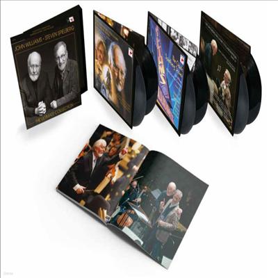 John Williams & Steven Spielberg - Ultimate Collection (Soundtrack)(180g 6LP)