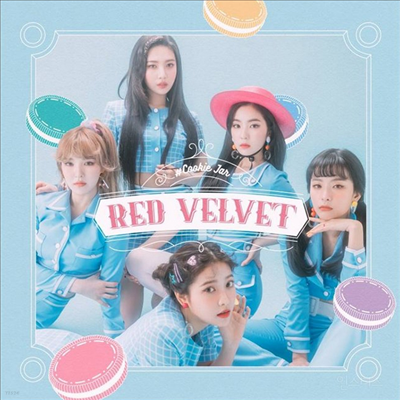 레드벨벳 (Red Velvet) - #Cookie Jar