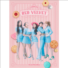 레드벨벳 (Red Velvet) - #Cookie Jar (CD+Booklet) (초회생산한정반)