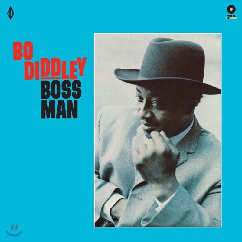 Bo Diddley (보 디들리) - Boss Man [LP]