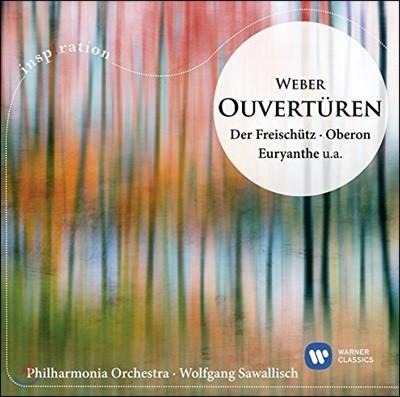 Wolfgang Sawallisch 베버: 서곡집 (Weber: Overtures)