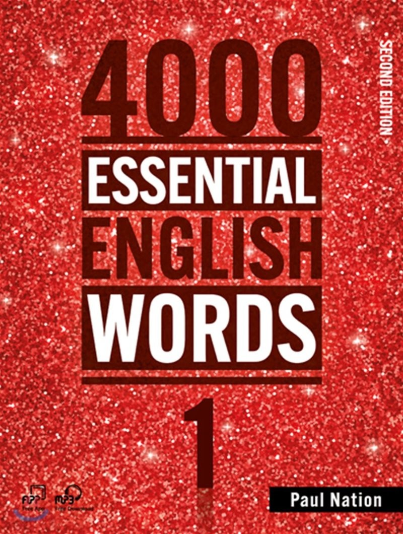 4000 Essential English Words 1, 2/E
