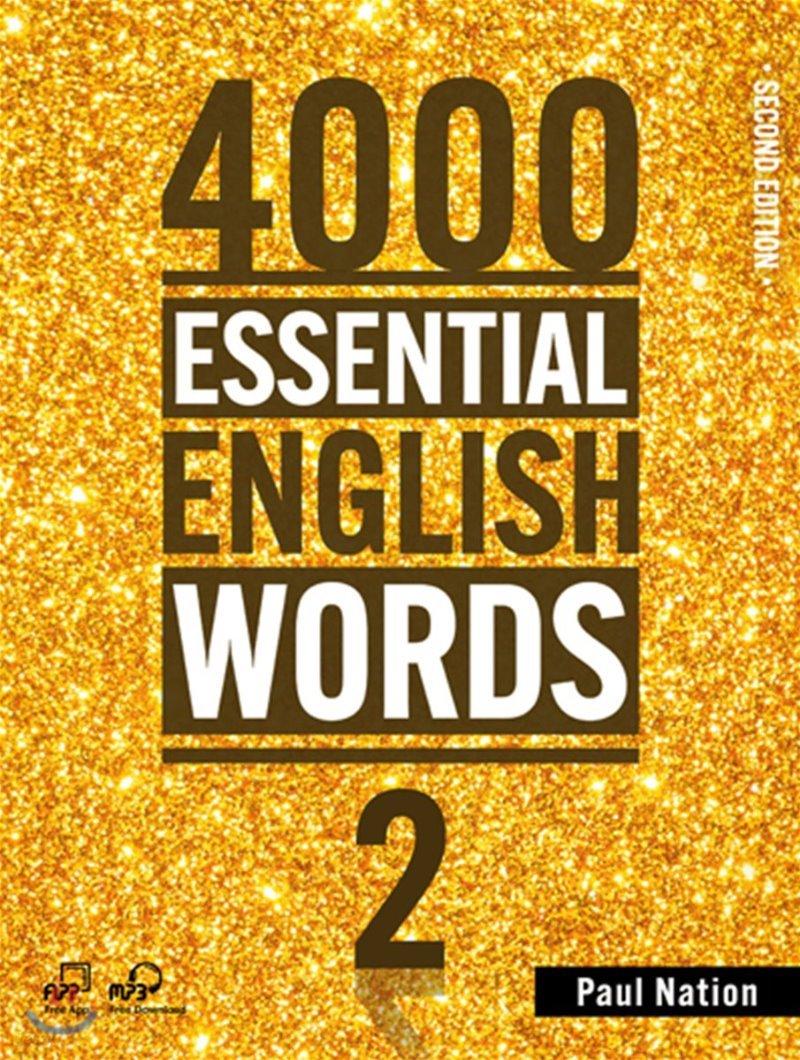 4000 Essential English Words 2, 2/E