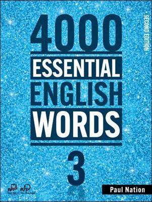 4000 Essential English Words 3, 2/E
