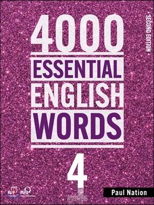 4000 Essential English Words 4, 2/E
