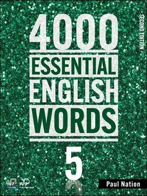 4000 Essential English Words 5, 2/E