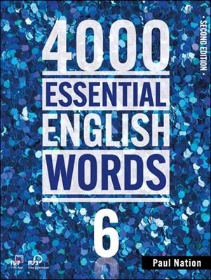 4000 Essential English Words 6, 2/E