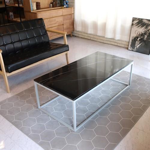 모던시크 네로마퀴나 천연대리석 소파테이블 1200-c