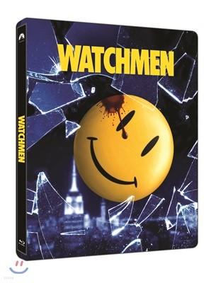 왓치맨 (1Disc 스틸북 한정수량) : 블루레이