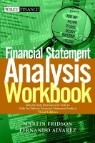 Financial Statement Analysis Workbook: Step-By-Step Exercises and Tests to Help You Master Financial
