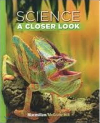 Science A Closer Look Grade 4