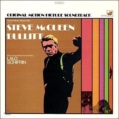 스티브 맥퀸의 불릿 영화음악 (Steve McQueen's Bullitt OST by Lalo Schifrin 랄로 쉬프린) [LP]