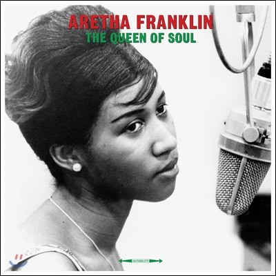 Aretha Franklin (아레사 프랭클린) - The Queen of Soul [LP]