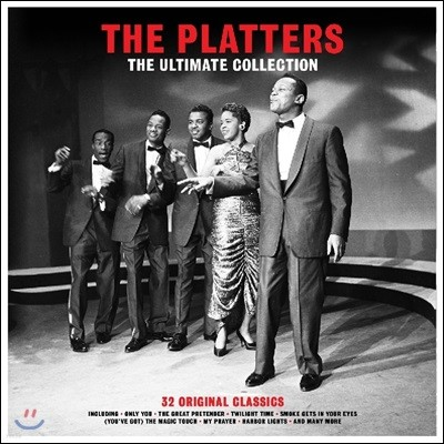 The Platters (플래터스) - The Ultimate Collection [2LP]