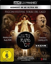 2016 토레 델 라고 푸치니 페스티벌 - 푸치니 '투란도트' 실황 [4K Blu-Ray]