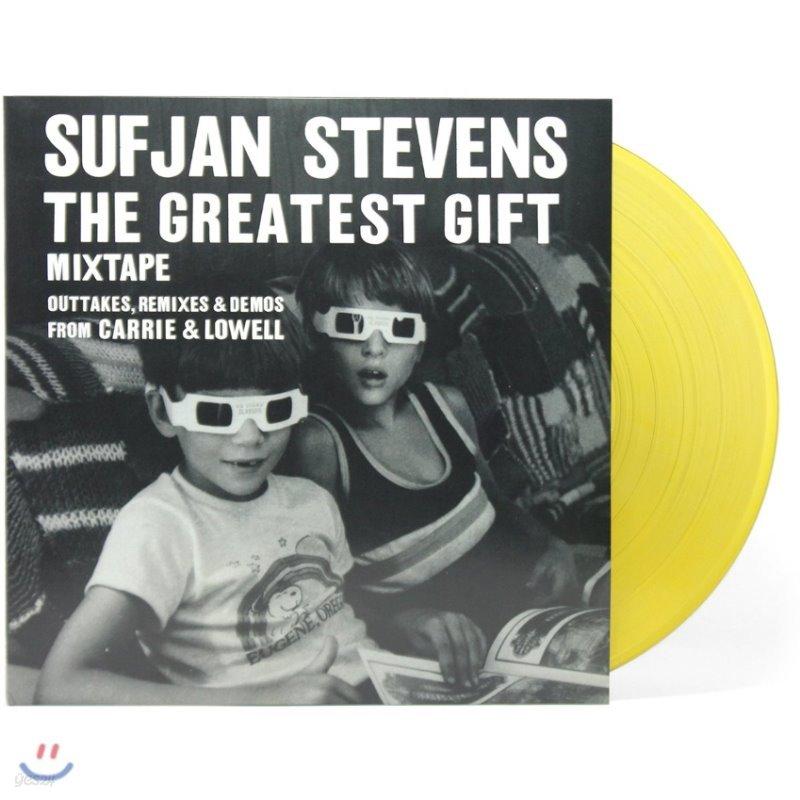 Sufjan Stevens (수프얀 스티븐스) - The Greatest Gift [반투명 옐로우 컬러 LP]